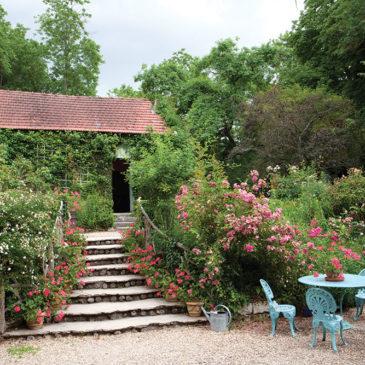 O vilarejo de Giverny