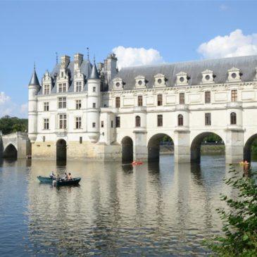Chenonceau : o castelo das Damas